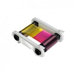 YMCKO-färgband för Badgy....