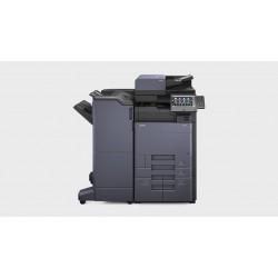 TASKalfa 2553ci utrustad med finisher och extra pappersfack