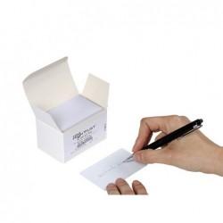 Plastkort med skrivbar...