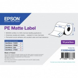 Epson label roll 76x51mm...