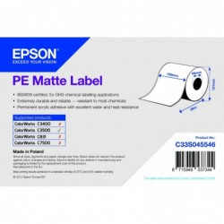 Epson PE Matte label 102mm...