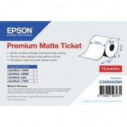 Epson Ticket roll 102mm x...
